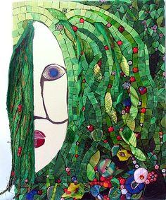 Flora, by Marian Shapiro