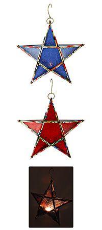 Sternen lampe starlightz papierlampions papier lampen for Indische schirme