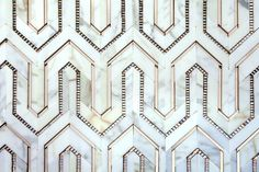 AKDO's new stone tile collection: Allure = swoon