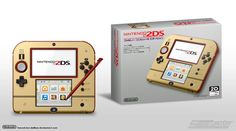The Nintendo 2DS is a handheld game console developed by Nintendo. Description from imgkid.com. I searched for this on bing.com/images