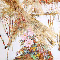 清水 航 - 日本画家 清水航 公式ウェブサイト Peony Print, Oriental, Japanese Painting, Japan Art, Japanese Artists, Large Art, Traditional Art, Anime Art, Art Pieces