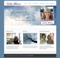 Author Spotlight: Cathy Allman