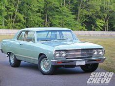 1965 Chevelle 300 - Purpose-Built
