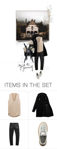 """""""I'm meaner than my demons, I'm bigger than these bones."""" by vampirkaninchen ❤ liked on Polyvore featuring art"""