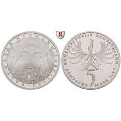 Bundesrepublik Deutschland, 5 DM 1978, Neumann, F, vz-st, J. 423: 5 DM 1978 F. Neumann. J. 423; vorzüglich-stempelfrisch 10,00€ #coins