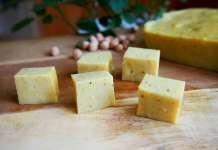 Jednoduché domácí tofu zcela bez sóji Tofu, Vegan Recipes, Vegan Food, Dairy, Cheese, Vegetables, Veggie Food, Vegane Rezepte, Vegan Meals