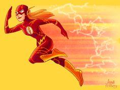 the flash girl - Cerca con Google