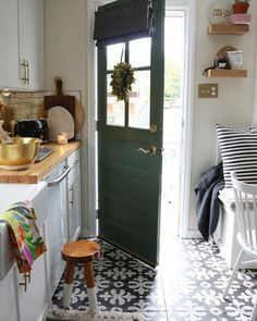 Five Must-Do's to your Home for Summer! - Nesting With Grace Good Things Take Time, Next Door, Nest, Kitchen Design, The Originals, Summer, House, Inspiration, Rustic Kitchens
