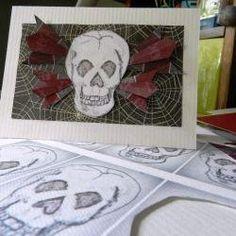Halloween Card to Make