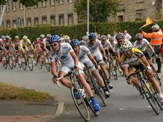 Otley Cycle Races comes to town again on 2nd July
