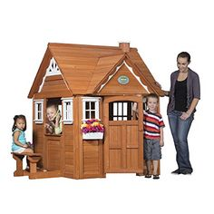 wooden playhouse wooden playhouse kits and kids wooden playhouse