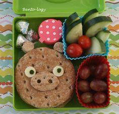 Bento-logy: Angry Birds Pig