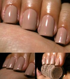 Cult Nails Cruising Nude... LOVE it! One of my favorite Cult Nails! I need to unearth my bottle!  #CultNails #JoinTheCult