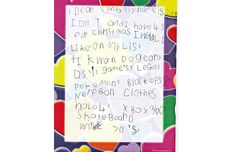 The Langley Advance asked youngsters to share their letters to Santa Claus, and here are some of those we received. Santa Letter, Letters, Letter From Santa, Letter, Lettering, Calligraphy