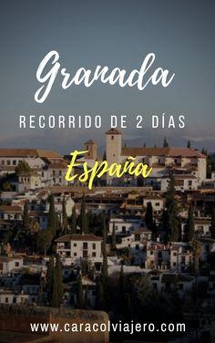 Top Travel Destinations, Travel Tips, Travel Around The World, Around The Worlds, Spain Travel Guide, Moorish, Places To Visit, Landscape, City