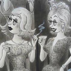 "Original New Yorker cartoon by Richard Taylor. Attempted Bloggery: #RichardTaylor: ""En Garde!"" bit.ly/1Gd9mxp Richard Taylor, New Yorker Cartoons, The New Yorker, Art Blog, Princess Zelda, Culture, The Originals, News, Fictional Characters"
