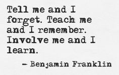 Quote by Benjamin Franklin