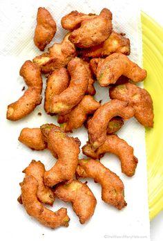 Avocado Fries Recipe | http://shewearsmanyhats.com/avocado-fries-recipe/