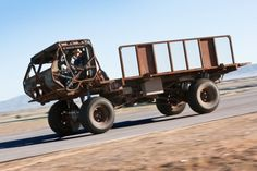 "The ""Mongo"" heist truck from Fast Five - Buscar con Google"