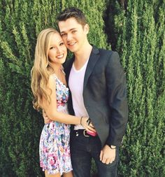 Damian McGinty Anna Claire Sneed
