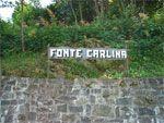 Cannobio Gratis - Mineralwasser von der Fonte Carlina Lago Maggiore