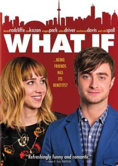 What If, Movie on DVD, Comedy Movies, Romance Movies, ,  on DVD