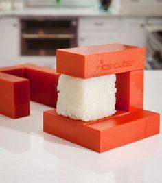 Achetez le Rice cube : moule à sushi sur lavantgardiste.