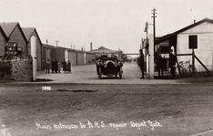A R S Repair Depot Yate WW1.