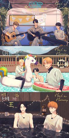 Kids Wallpaper, Colorful Wallpaper, Kpop Drawings, Cute Drawings, Kids Fans, Baby Squirrel, Kids Board, Kids Icon, Crazy Kids