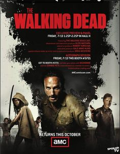This is The Walking Dead Season 3 Poster!! Omg omg omg cant wait!!!!!