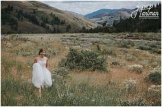 Wedding In Winthrop Washington Image By Hartman Outdoor Photography