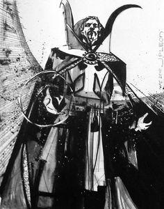 Doctor Strange by John Paul Leon.