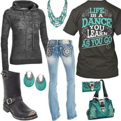 2f737c36b4b 89 Best Country winter outfits images in 2018 | Country girl clothes ...