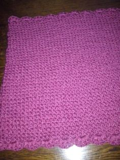 Cuello bufanda en crochet