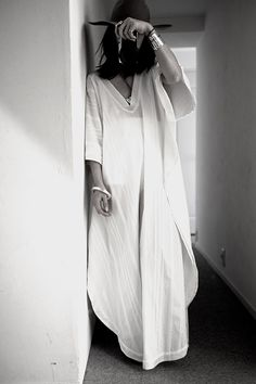 collection15ss | FUMIKA_UCHIDA The clothes are beautiful, but the collection images, which show the models in these beautiful clothes, the camera blocking her face in each one, are eerie and enticing. Would be an interesting basis for an art project/series