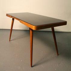 Located using retrostart.com > Coffee Table by Unknown Designer for Cesky Nabytek NP