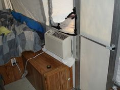 How to add A/C to a Popup Camper from Starling Travel