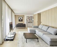 Cum se traduce minimalismul în spaniolă? Aflăm dintr-un apartament din Barcelona.