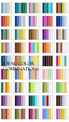 color psychology and color therapy Colour Pallete, Colour Schemes, Color Trends, Color Combos, Colour Combinations Fashion, Color Combinations For Clothes, Color Blocking Outfits, Wardrobe Color Guide, Colours That Go Together