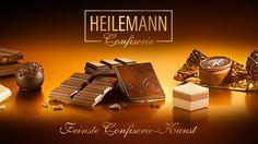 Confiserie Heilemann - DIE CREW AG Werbeagentur - Heilemann beglückt mit seiner vielfältigen Confiserie-Kunst immer wieder Genießer. Wir beglücken Heilemann immer wieder mit leckeren Maßnahmen. #diecrew #Heilemann #Werbeagentur #Marketing #Schokolade #Confiserie