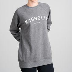 c6a51ab03fe grey magnolia sweatshirt Sweaters And Jeans