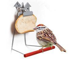 clip and tweet: bird attraction by nitsan hoorgin - designboom   architecture