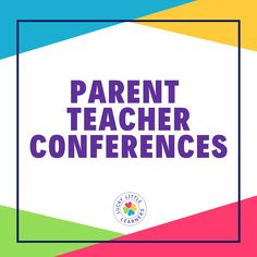 Parent teacher conferences don't have to be tough! This board is full of awesome ideas to help conferences to go smoothly! First Grade, Second Grade, Parent Teacher Conferences, Little Learners, Parents As Teachers, Parenting, Success, Awesome, Board