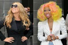 Mariah Carey + Nicki Minaj Are Already Making 'American Idol' More Interesting