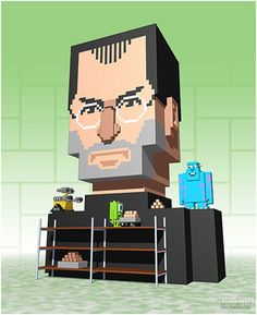 Don't Forget Steve Jobs – Top Artwork