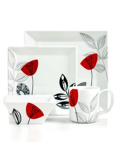 cute y dinnerware!