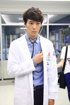 "Joo won in ""Good Doctor"" series Joo Won, Korean Celebrities, Korean Actors, Korean Dramas, Celebs, Good Doctor Korean Drama, Secret Garden Korean, Good Doctor Series, Joo Sang Wook"
