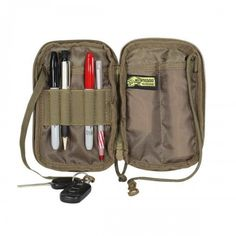 The Voodoo Tactical MOLLE Compatible BDU Wallet is a rugged pouch designed to fit inside your BDU cargo pocket for secure carry of your personal information and identification. Molle Gear, Molle Backpack, Tactical Pouches, Tactical Bag, Emergency Packs, Get Home Bag, Voodoo Tactical, Utility Pouch, Urban Survival