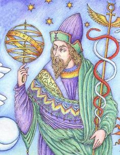 Hermes Trismegistus | Hermes Trismegistus-Hermetic Philosophy, Magic and Astrology