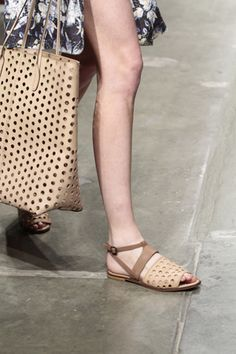 perforated accessories, rachel comey, spring '13